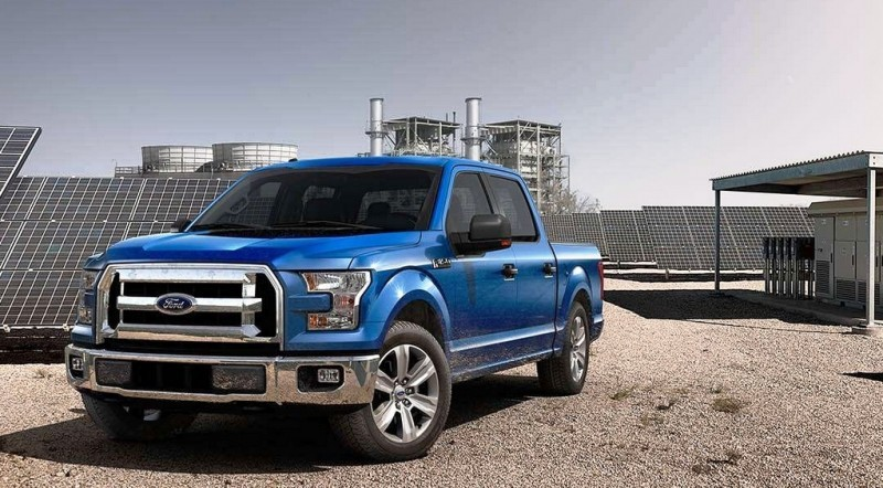 2015 Ford F 150 Platinum Is Disruptively Attractive