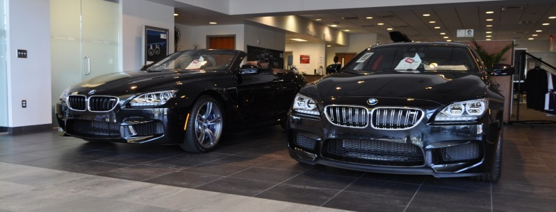 2014 BMW M6 Coupe, GC Before and After M Performance Parts 1