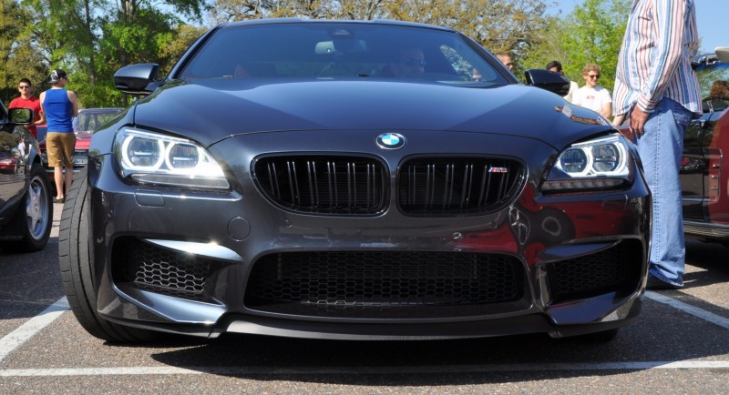2014 BMW M6 Coupe, GC Before and After M Performance Parts 17