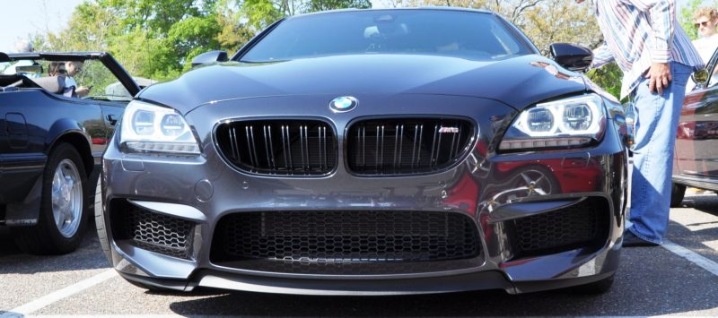 2014 BMW M6 Coupe, GC Before and After M Performance Parts 19