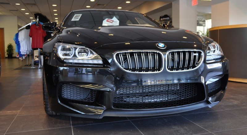 2014 BMW M6 Coupe, GC Before and After M Performance Parts 4