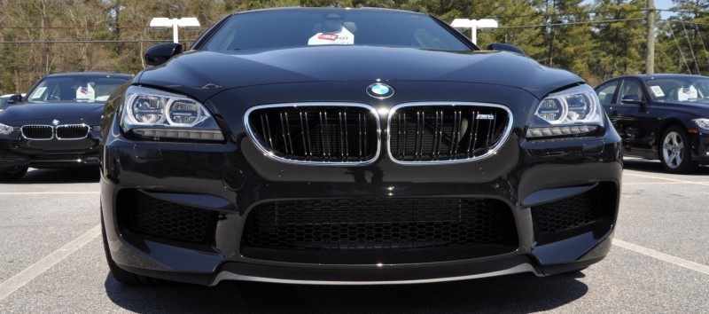 2014 BMW M6 Coupe, GC Before and After M Performance Parts 6
