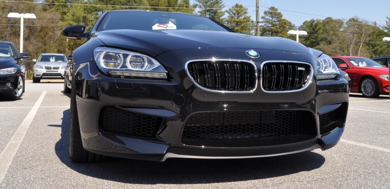 2014 BMW M6 Coupe, GC Before and After M Performance Parts 7