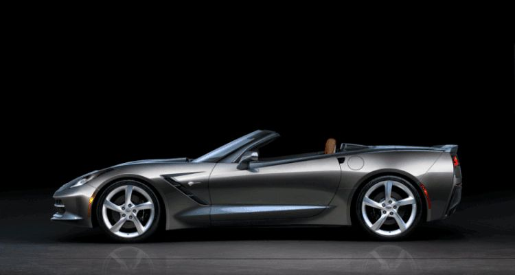 2014-Chevrolet-CorvetteConv Droptop Animation Fast