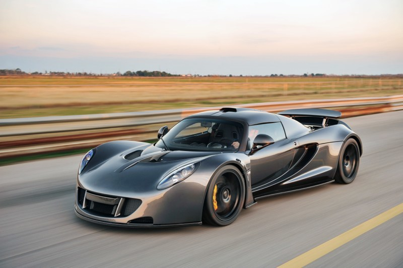 2014 Hennessey Venom GT -- New Worlds Fastest Edition -- 270 Stunning Photos of 270MPH Venom GT Spyder 1