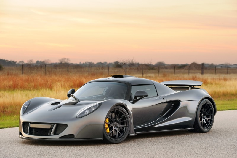 2014 Hennessey Venom GT -- New Worlds Fastest Edition -- 270 Stunning Photos of 270MPH Venom GT Spyder 15
