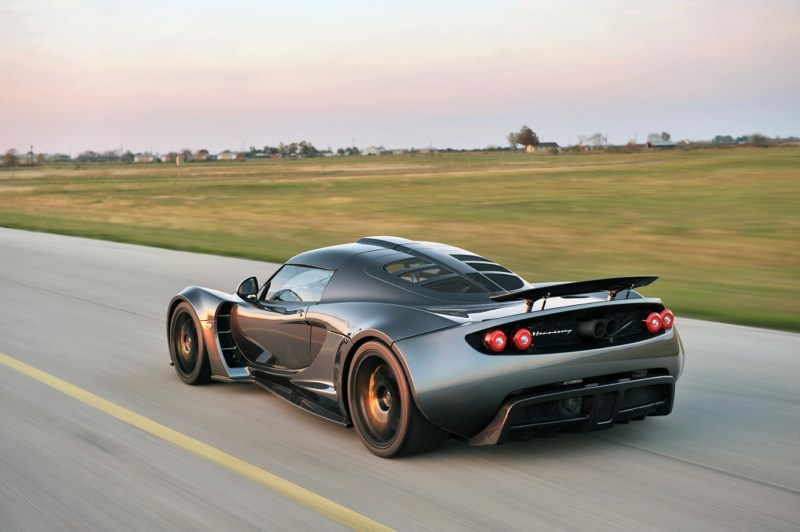 2014 Hennessey Venom GT -- New Worlds Fastest Edition -- 270 Stunning Photos of 270MPH Venom GT Spyder 2