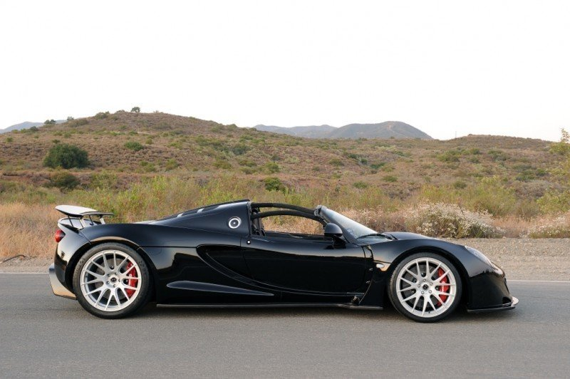 2014 Hennessey Venom GT -- New Worlds Fastest Edition -- 270 Stunning Photos of 270MPH Venom GT Spyder 24