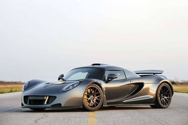 2014 Hennessey Venom GT -- New Worlds Fastest Edition -- 270 Stunning Photos of 270MPH Venom GT Spyder 25