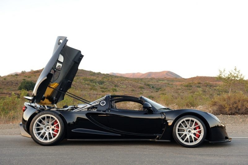 2014 Hennessey Venom GT -- New Worlds Fastest Edition -- 270 Stunning Photos of 270MPH Venom GT Spyder 26