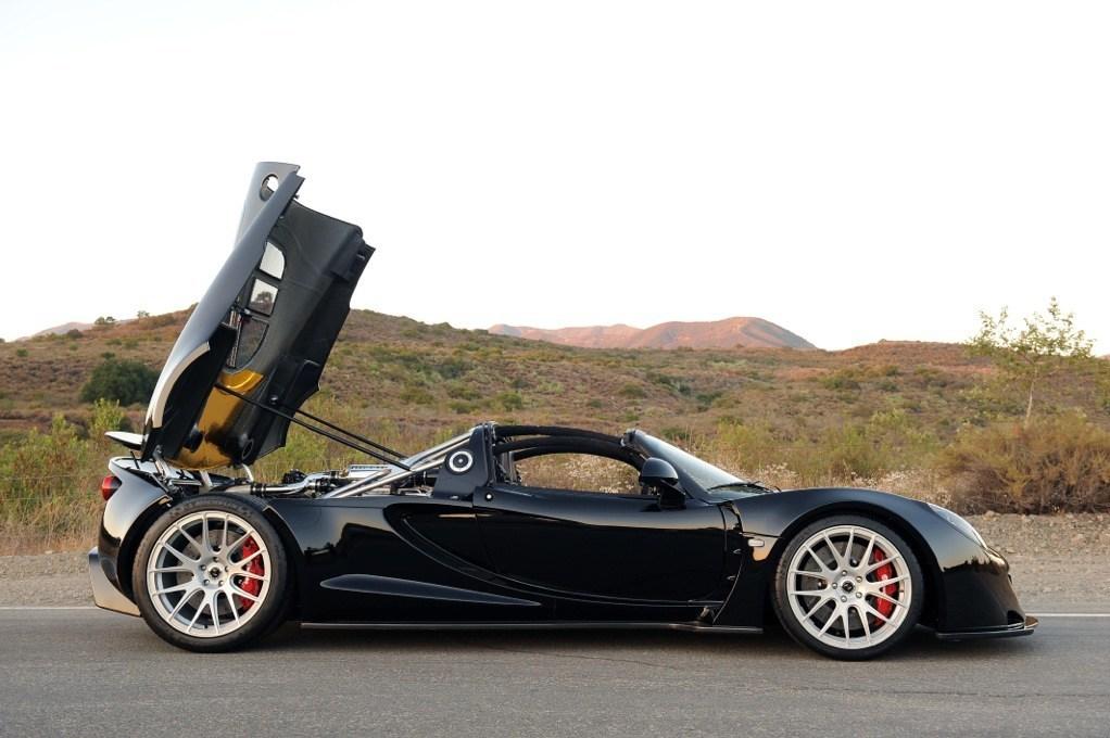 2014 Hennessey Venom Gt Worlds Fastest Edition 270
