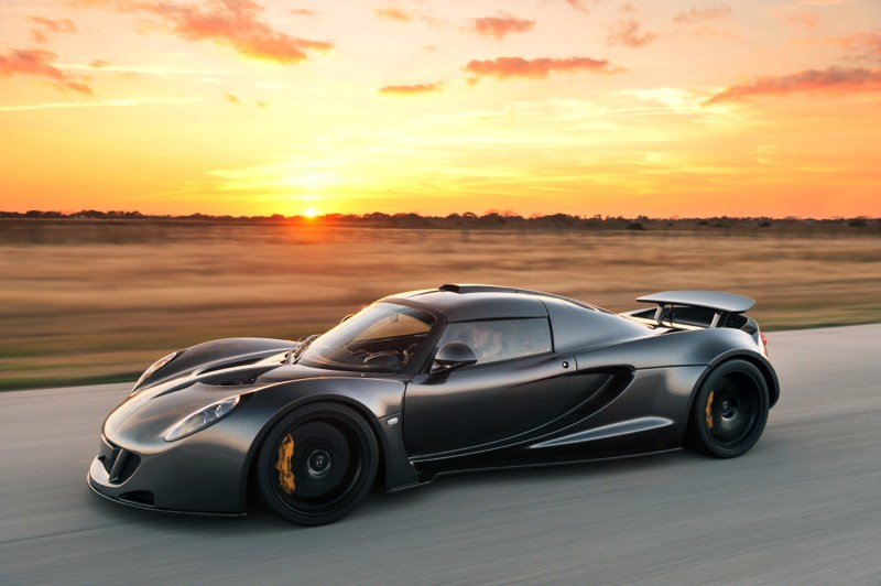 2014 Hennessey Venom GT -- New Worlds Fastest Edition -- 270 Stunning Photos of 270MPH Venom GT Spyder 3