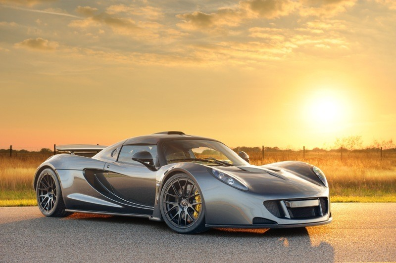 2014 Hennessey Venom GT -- New Worlds Fastest Edition -- 270 Stunning Photos of 270MPH Venom GT Spyder 5