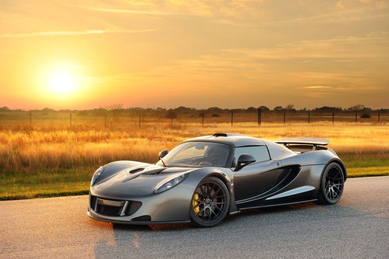 2014 Hennessey Venom GT -- New Worlds Fastest Edition -- 270 Stunning Photos of 270MPH Venom GT Spyder 6
