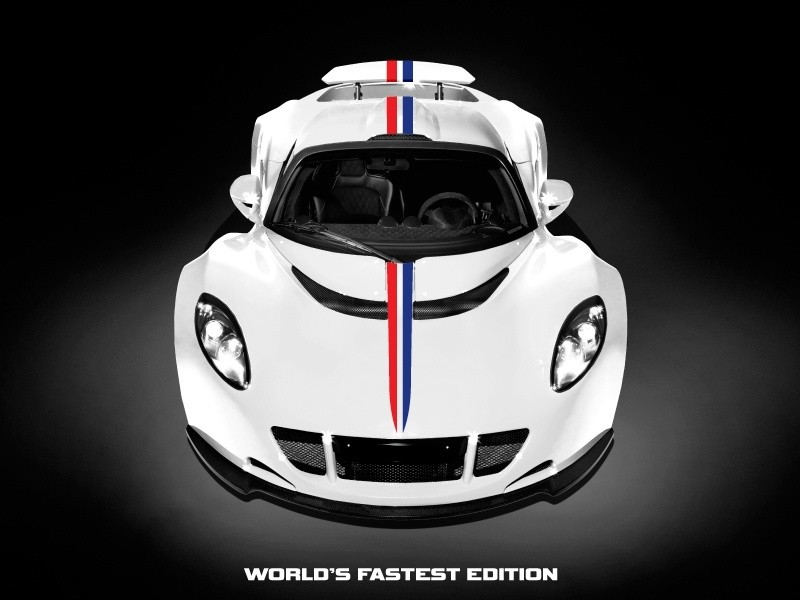 2014 Hennessey Venom GT -- New Worlds Fastest Edition -- 270 Stunning Photos of 270MPH Venom GT Spyder 74