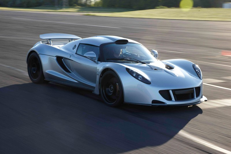 2014 Hennessey Venom GT -- New Worlds Fastest Edition -- 270 Stunning Photos of 270MPH Venom GT Spyder 80