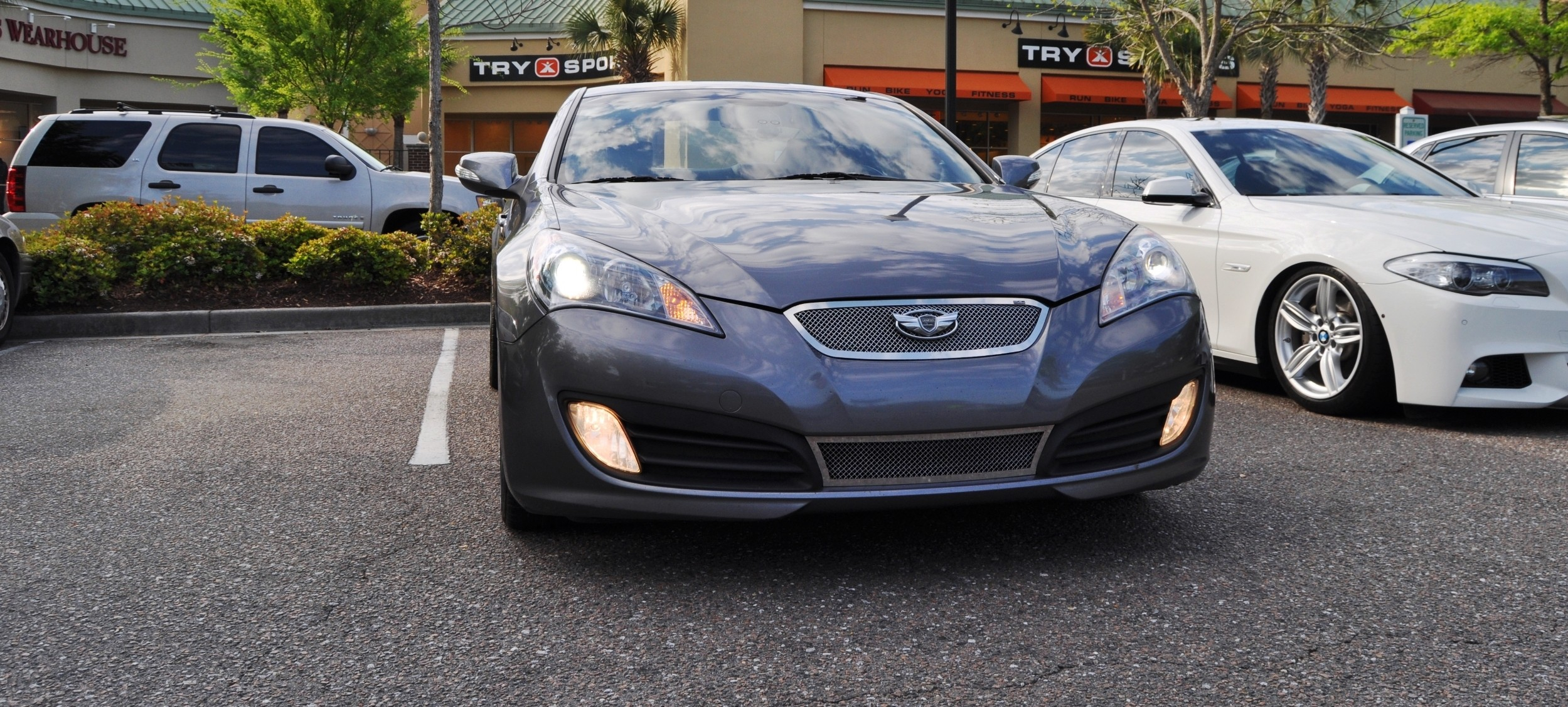 2014 Hyundai Genesis Coupe 3 6 R Spec At Cars Amp Coffee