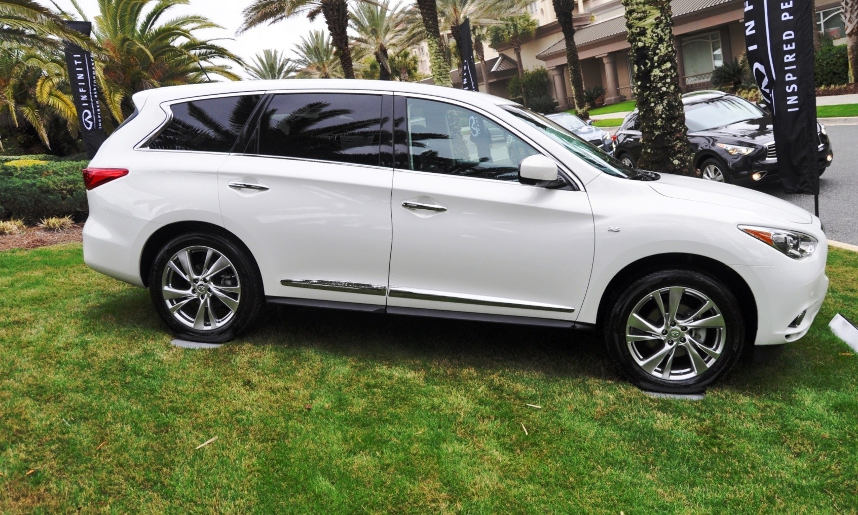 2015 INFINITI QX60 Buyers Guide - Colors, Pricing, Options