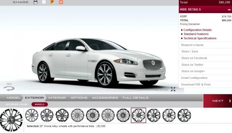 2014 JAGAUR XJL 3.0 AWD 2