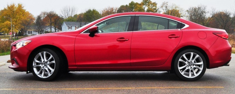 2014 Mazda6 i Touring - Video Summary + 40 High-Res Images7