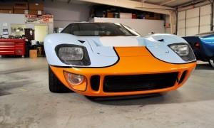 2014 Superformance GT40 Mark I - MEGA Photo Shoot and Ride-Along Videos 1