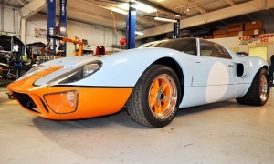 2014 Superformance GT40 Mark I - MEGA Photo Shoot and Ride-Along Videos 11