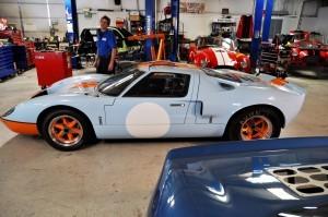 2014 Superformance GT40 Mark I - MEGA Photo Shoot and Ride-Along Videos 13