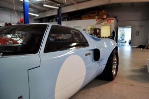 2014 Superformance GT40 Mark I - MEGA Photo Shoot and Ride-Along Videos 16