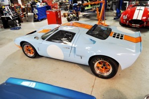 2014 Superformance GT40 Mark I - MEGA Photo Shoot and Ride-Along Videos 17