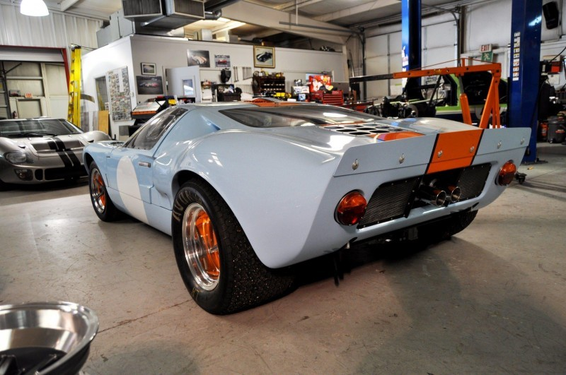 2014 Superformance GT40 Mark I - MEGA Photo Shoot and Ride-Along Videos 19