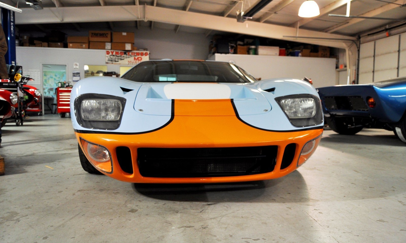 2014 Superformance GT40 Mark I - MEGA Photo Shoot and Ride-Along Videos 2