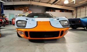 2014 Superformance GT40 Mark I - MEGA Photo Shoot and Ride-Along Videos 2