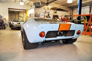 2014 Superformance GT40 Mark I - MEGA Photo Shoot and Ride-Along Videos 20