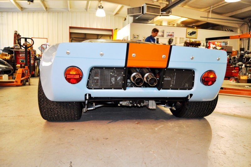 2014 Superformance GT40 Mark I - MEGA Photo Shoot and Ride-Along Videos 21