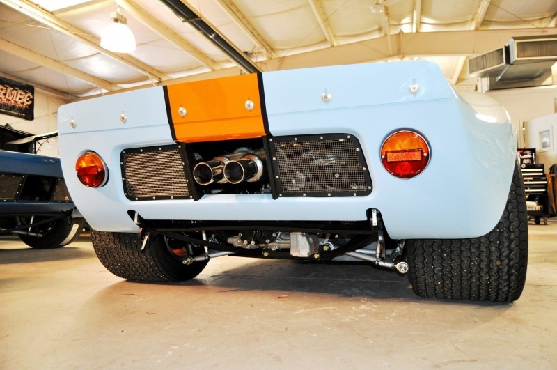 2014 Superformance GT40 Mark I - MEGA Photo Shoot and Ride-Along Videos 24