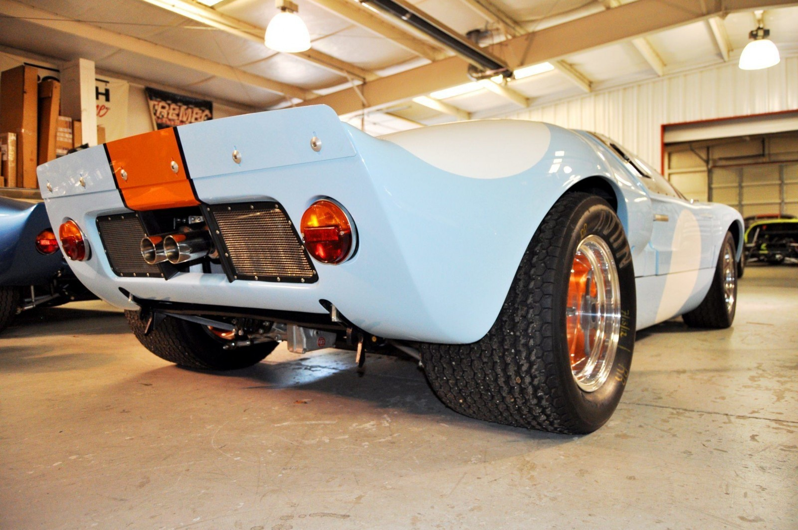 2014 Superformance GT40 Mark I - MEGA Photo Shoot and Ride-Along Videos 25