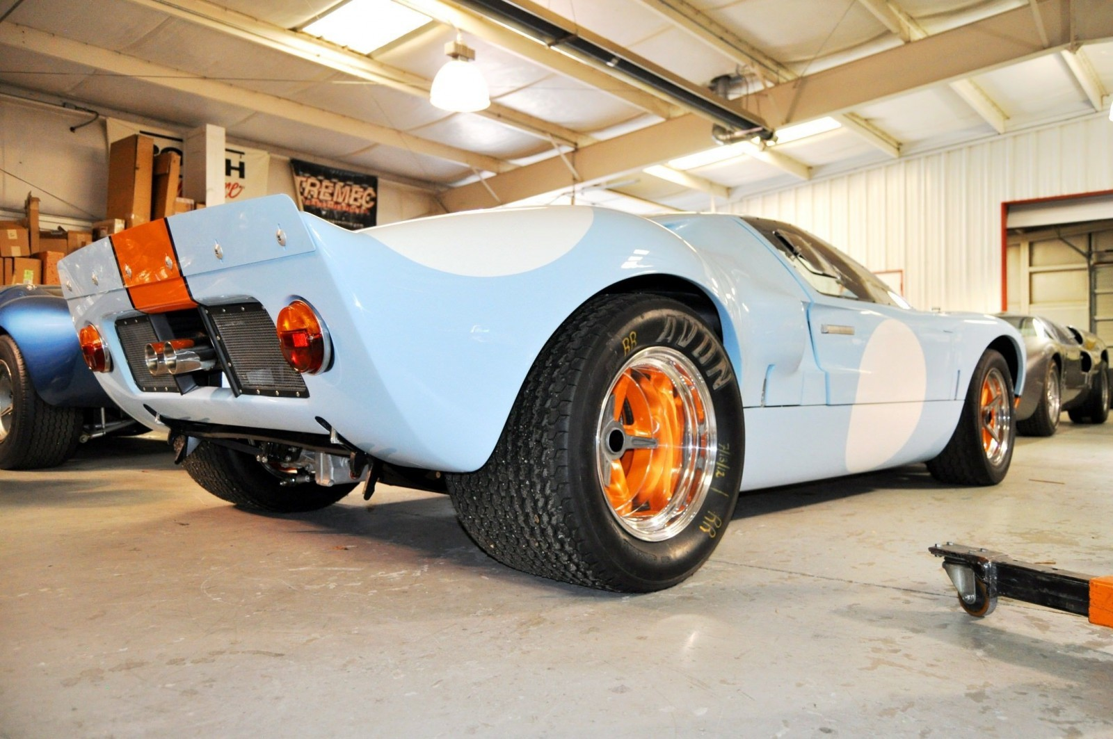 2014 Superformance GT40 Mark I - MEGA Photo Shoot and Ride-Along Videos 26