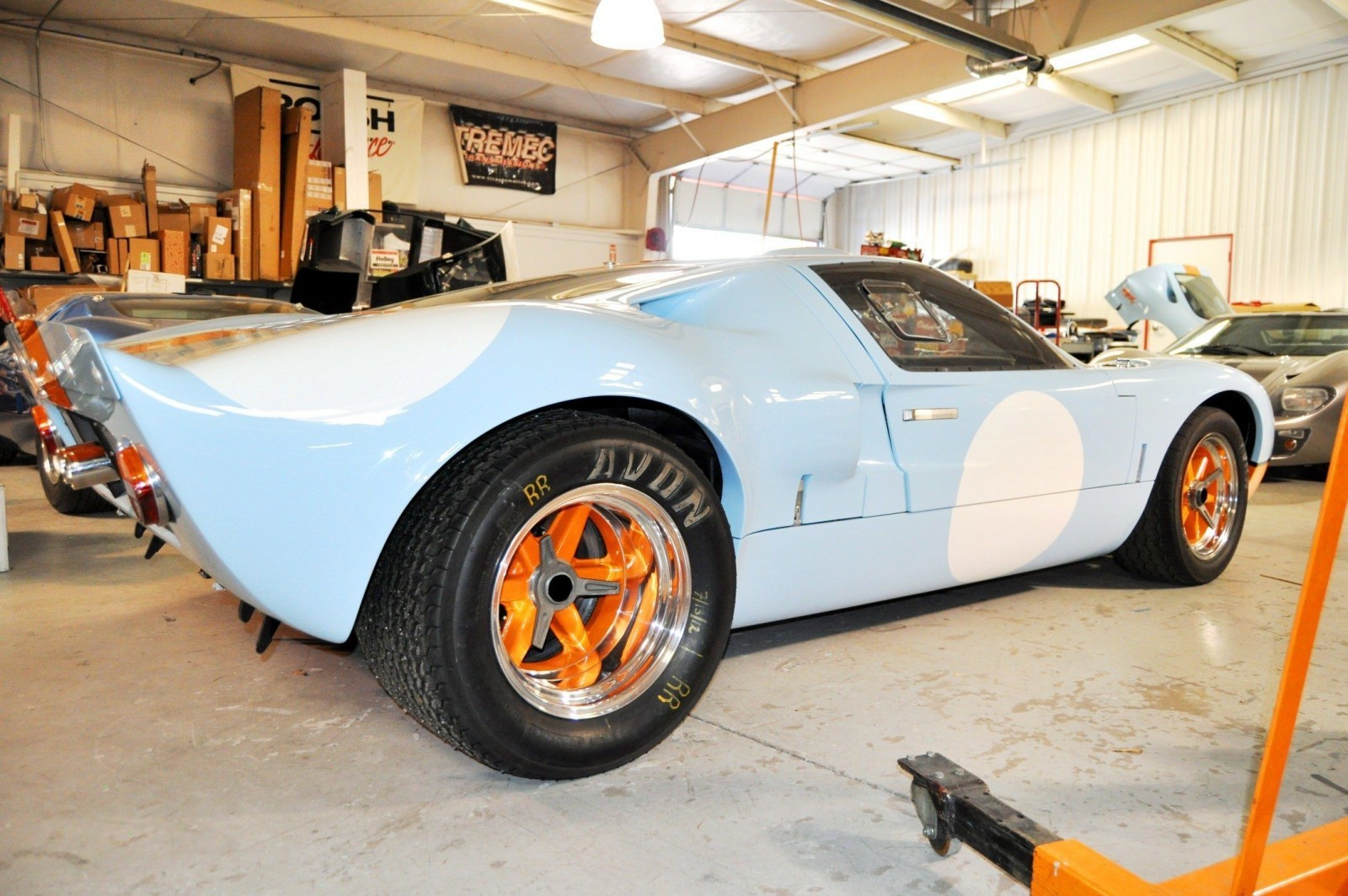 2014 Superformance GT40 Mark I - MEGA Photo Shoot and Ride-Along Videos 27