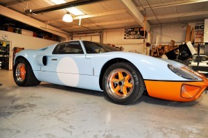 2014 Superformance GT40 Mark I - MEGA Photo Shoot and Ride-Along Videos 28