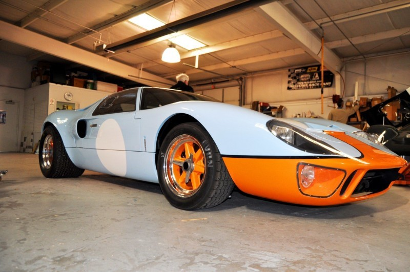 2014 Superformance GT40 Mark I - MEGA Photo Shoot and Ride-Along Videos 29