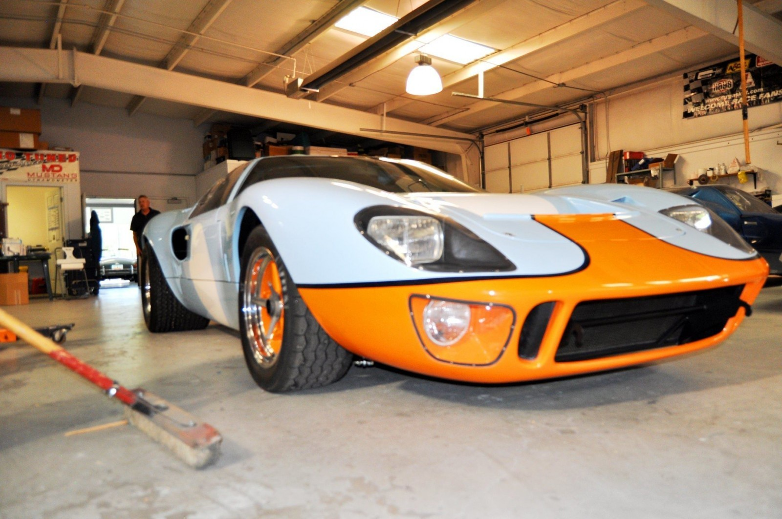 2014 Superformance GT40 Mark I - MEGA Photo Shoot and Ride-Along Videos 30