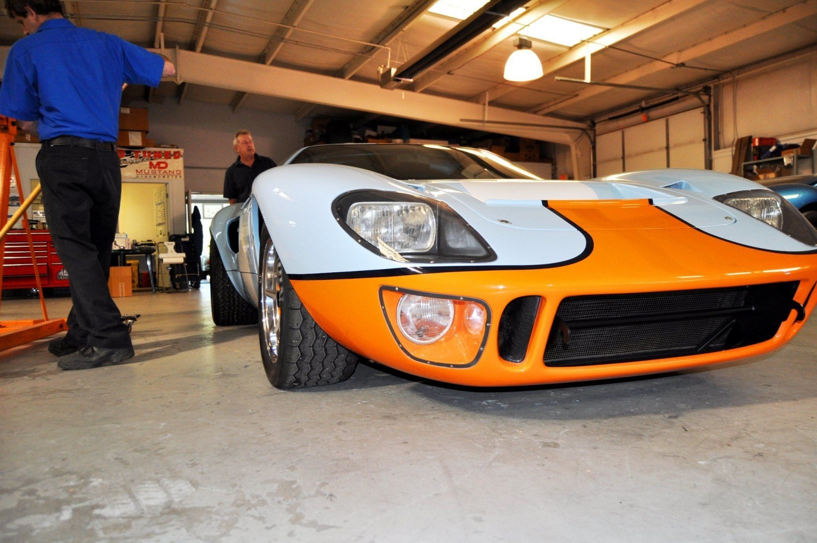 2014 Superformance GT40 Mark I - MEGA Photo Shoot and Ride-Along Videos 31