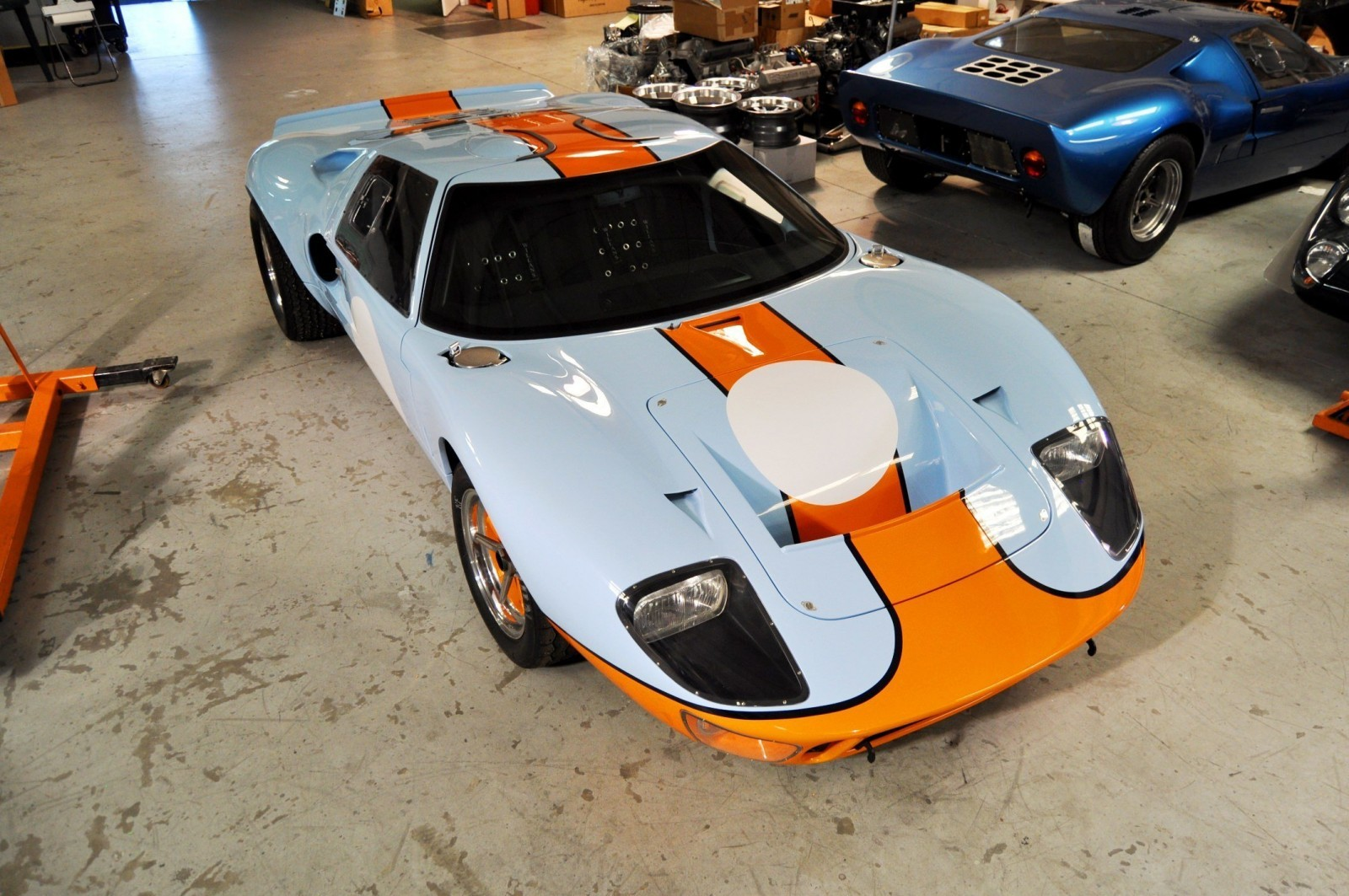 2014 Superformance GT40 Mark I - MEGA Photo Shoot and Ride-Along Videos 32