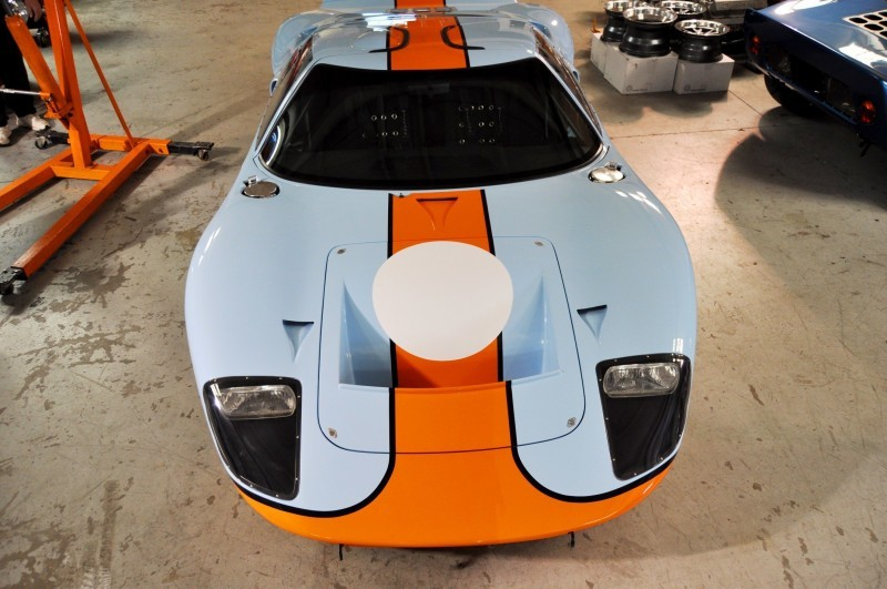 2014 Superformance GT40 Mark I - MEGA Photo Shoot and Ride-Along Videos 34