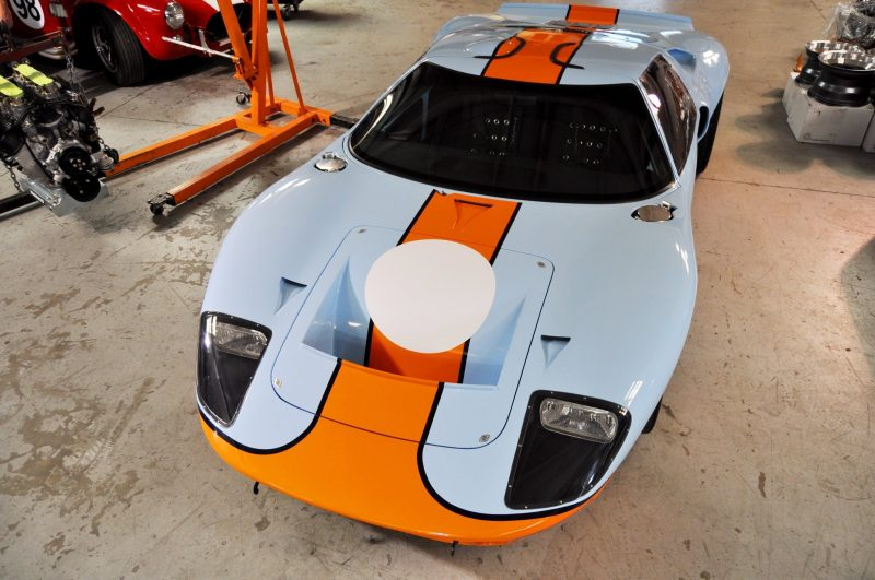 2014 Superformance GT40 Mark I - MEGA Photo Shoot and Ride-Along Videos 35
