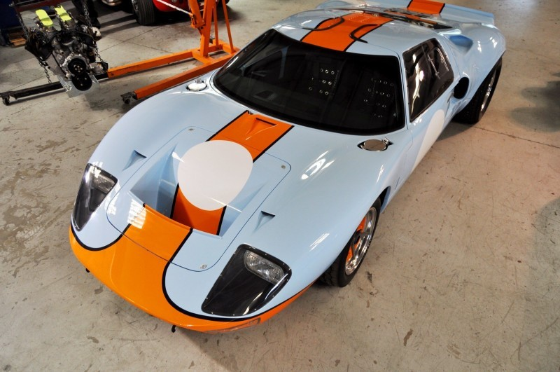 2014 Superformance GT40 Mark I - MEGA Photo Shoot and Ride-Along Videos 36