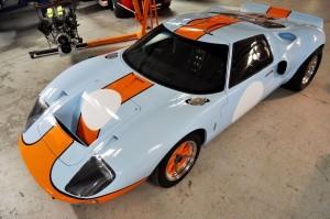 2014 Superformance GT40 Mark I - MEGA Photo Shoot and Ride-Along Videos 37