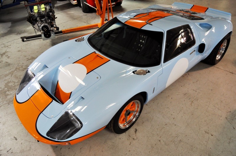 2014 Superformance GT40 Mark I - MEGA Photo Shoot and Ride-Along Videos 37