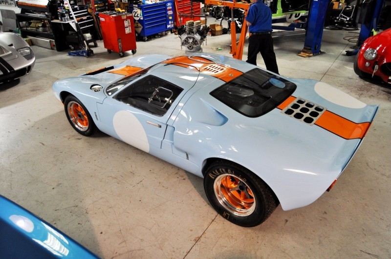 2014 Superformance GT40 Mark I - MEGA Photo Shoot and Ride-Along Videos 39