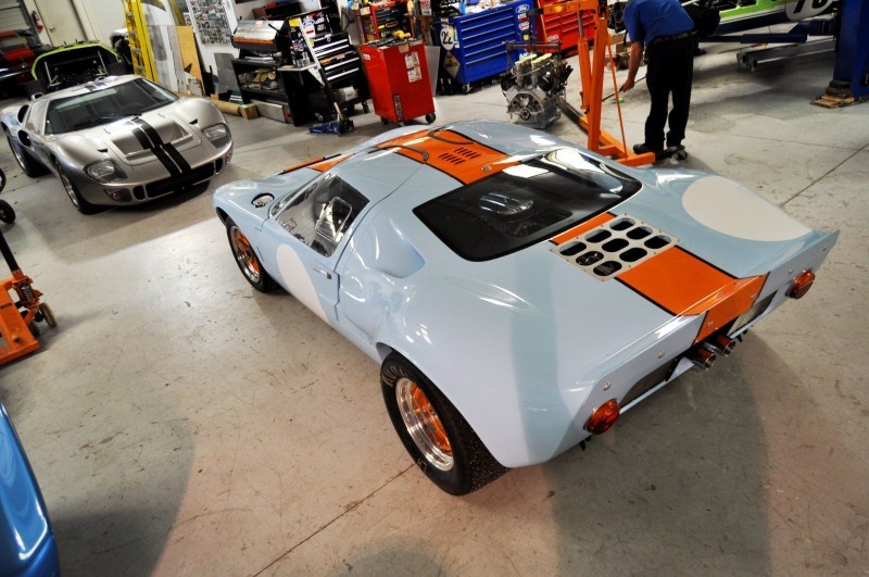 2014 Superformance GT40 Mark I - MEGA Photo Shoot and Ride-Along Videos 40